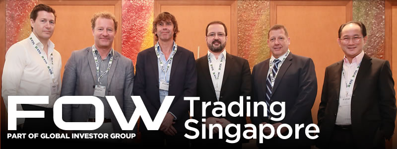 G. H. Financials sponsored FOW Trading Singapore 2019